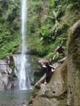 cascades de mont Merù
