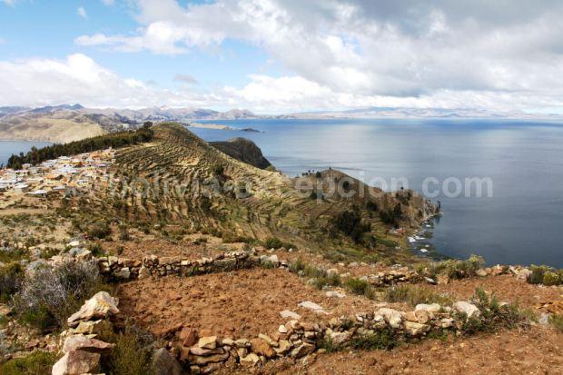 Lac Titicaca, Bolivie - Crédit Bolivia Excepcion