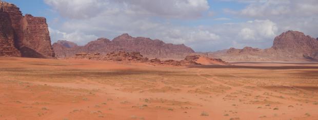 pano Wadi Rum