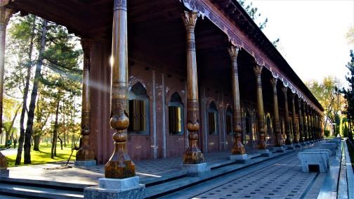 Tachkent! Une des plus ancienne ville d'Asie Centrale - bas06