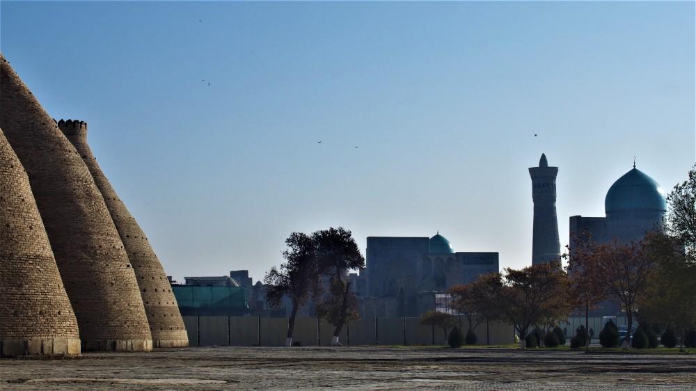 Boukhara, La sacrée - bas06