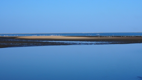 Lagune de Walis-Bay