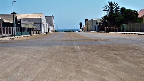 rues désertes ;)