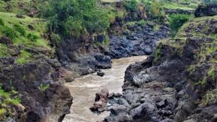 Vue du plus ancien pont d'Ethiopie ;)
