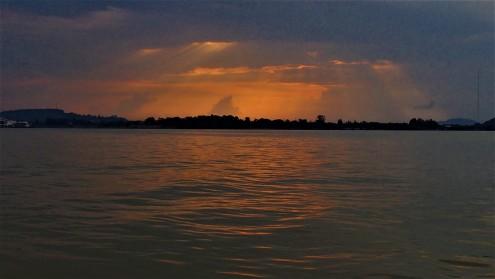 Balade en barque sur le Lac Tana