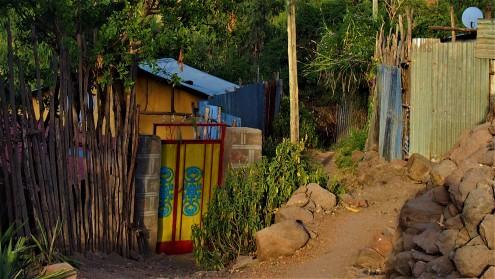 Habitation Ethiopienne