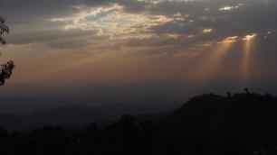 Sur les hauteurs de Lalibela