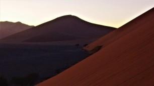 Dunes longitudinales
