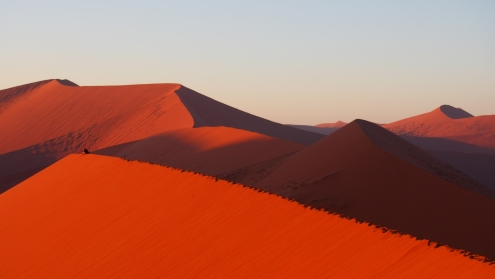 Dune longitudinales