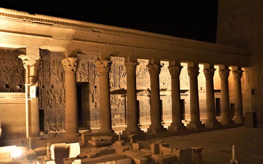 Egypte de Louxor à Assouan par ses temples carnets de voyage egypte afrique