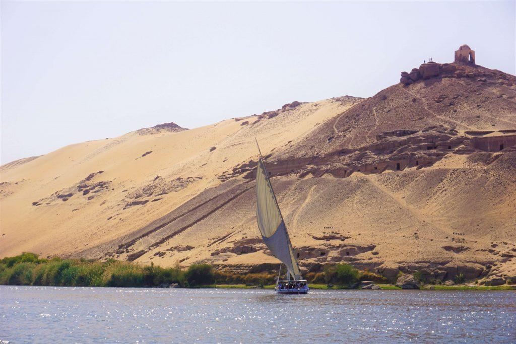 L'Egypte au fil de l'eau Temple