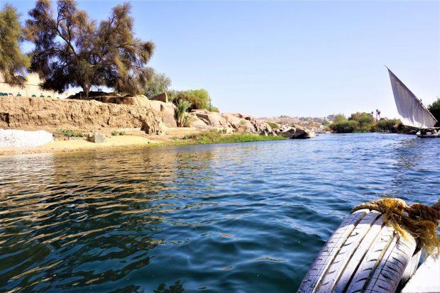 L'Egypte au fil de l'eau carnet de voyage afrique felouque