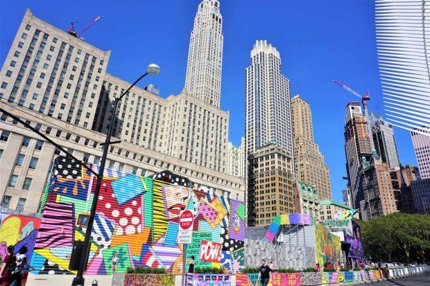 New-York  handi-voyage mémorail 11 septembre