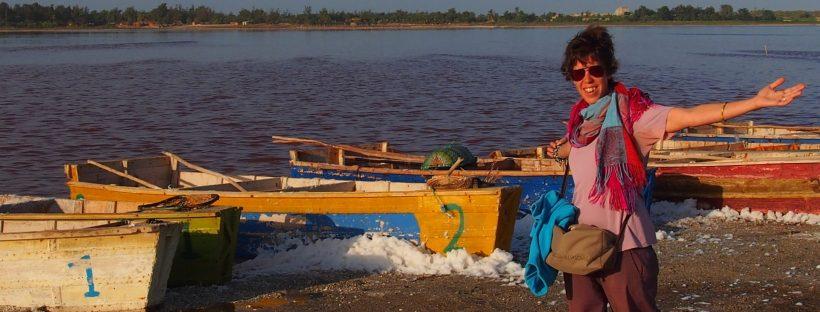 le lac rose ou tout n est pas rose carnets de voyage senegal afrique rencontres et voyagite le blog d une fille qui voyage surtout pour la rencontre de l autre